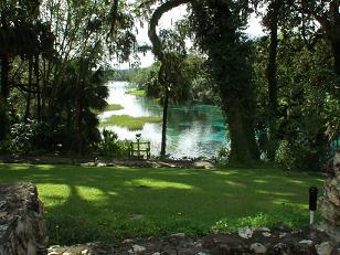 Rainbow Springs State Park, Dunnellon, Fl  , Where the Great Rainbow River is Born !